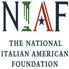 The National Italian American Foundation Award - Lombardo Custom Apparel