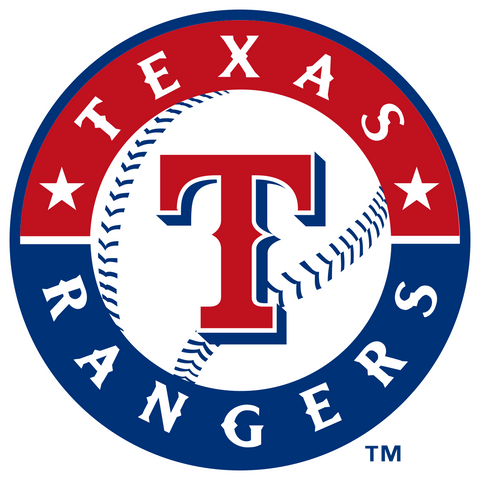 Texas Rangers and Lombardo Custom Apparel