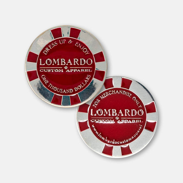 Lombardo Gift Chip - $1000