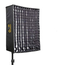 Load image into Gallery viewer, Linkstar RX-11TD Roll-Flex Video Light 68W with Honeycomb Grid Softbox - Vitopal