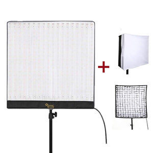 Linkstar RX-11TD Roll-Flex Video Light 68W with Honeycomb Grid Softbox - Vitopal