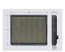 Load image into Gallery viewer, Aputure Amaran 2 H672S + 1 H672C Panel Video Light CRI 95+ LED Studio Video Light - Vitopal