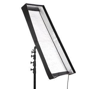 Falcon Eyes RX-36TDX 250W Flexible LED Video Light with Honeycomb Grid Softbox - Vitopal