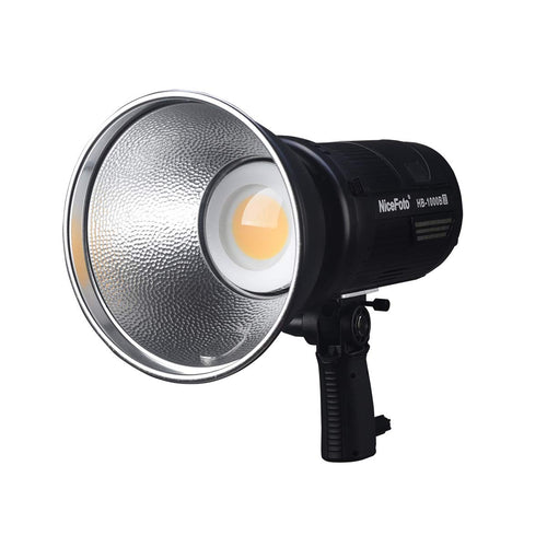 NiceFoto HB-1000B II 100W COB Daylight LED Video Light - Vitopal