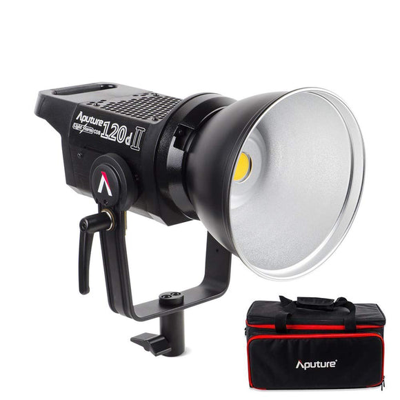 Aputure Light Storm COB 120D II Daylight 180W LED Continuous Video Light