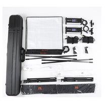Load image into Gallery viewer, Falcon Eyes 2Kit RX-24TDX Roll-Flex LED Light with Light Stand - Vitopal