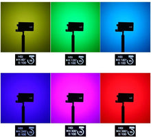 Load image into Gallery viewer, BOLING BL-P1 Mini RGB LED Light On Camera Full Color