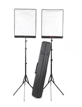 Load image into Gallery viewer, FalconEyes 2Kit RX-18TD lexible Studio Light with Light Stand - Vitopal