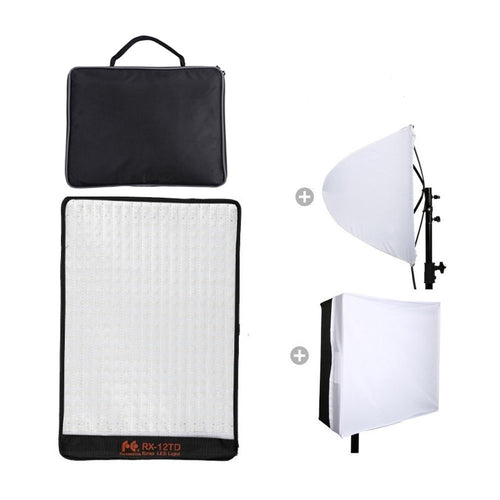 FalconEyes RX-12TD 50W Waterproof Flexible Studio Light - Vitopal