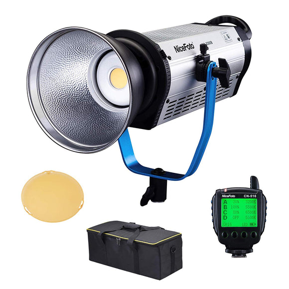 NiceFoto HA-3300B 330W COB LED Video Light 5500 Daylight