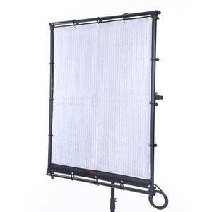Falcon Eyes RX-120TDX 600W ROLL-Flex LED Light + Honeycomb Grid Softbox +RC-3T Remote Control - Vitopal
