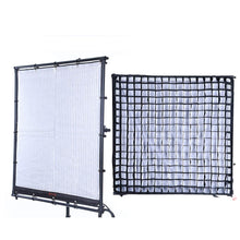 Load image into Gallery viewer, Falcon Eyes RX-120TDX 600W ROLL-Flex LED Light with Honeycomb Grid Softbox - Vitopal