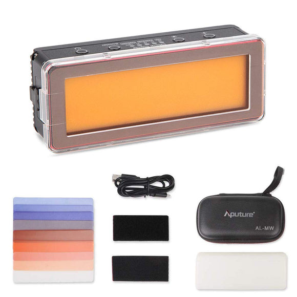 Aputure Amaran AL-MW 10W Waterproof Mini LED Video Light