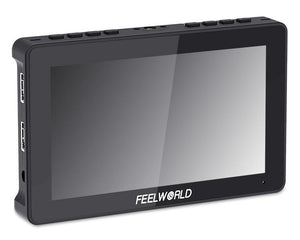 FEELWORLD F5 Pro 5.5 Inch Touch Screen DSLR Camera Field Monitor IPS FHD1920x1080 4K HDMI