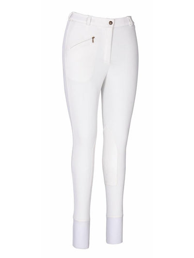 TuffRider Ladies Ribb Knee Patch Breeches (Long)_1