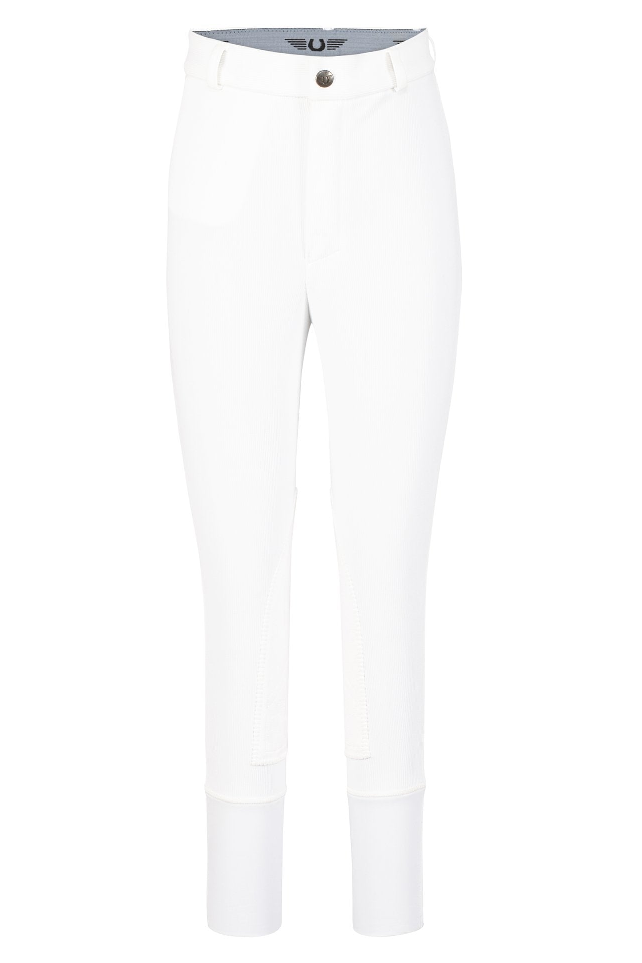 Children's Ribb Knee Patch Breeches - TuffRider - Breeches.com