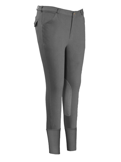 TuffRider Men's Patrol Knee Patch Breeches (Long)_5