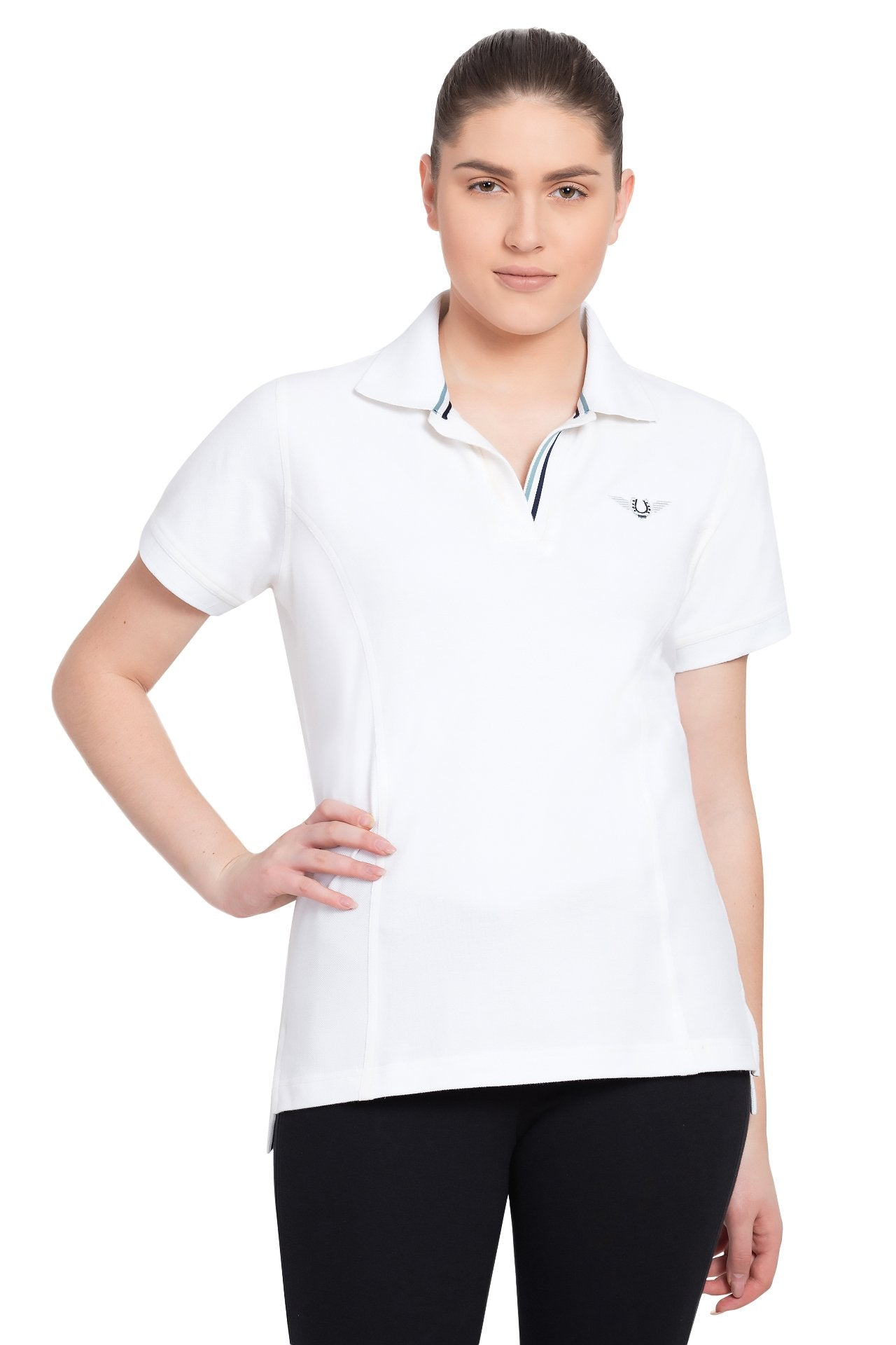 TuffRider Ladies Polo Sport Shirt_1