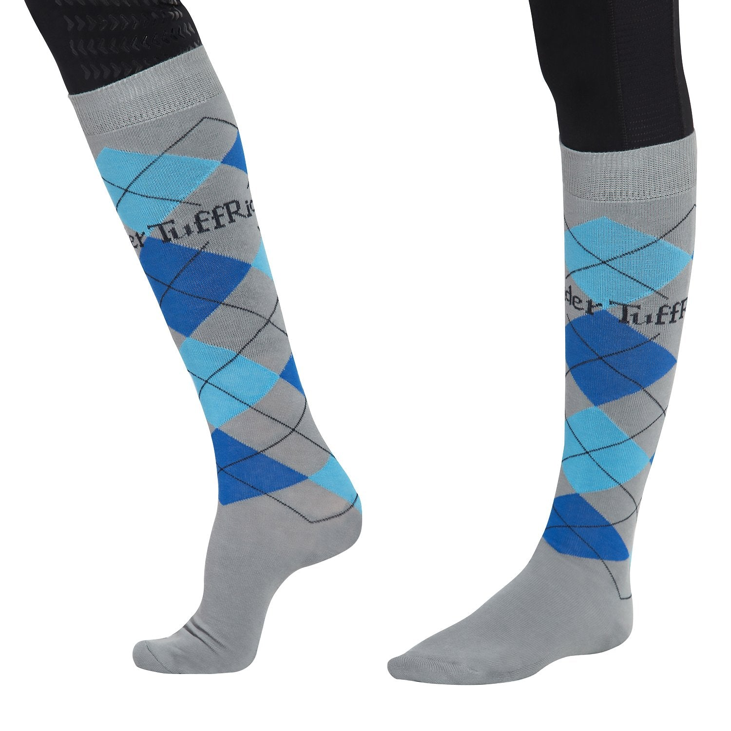 Argyle Knee Hi Socks - TuffRider - Breeches.com