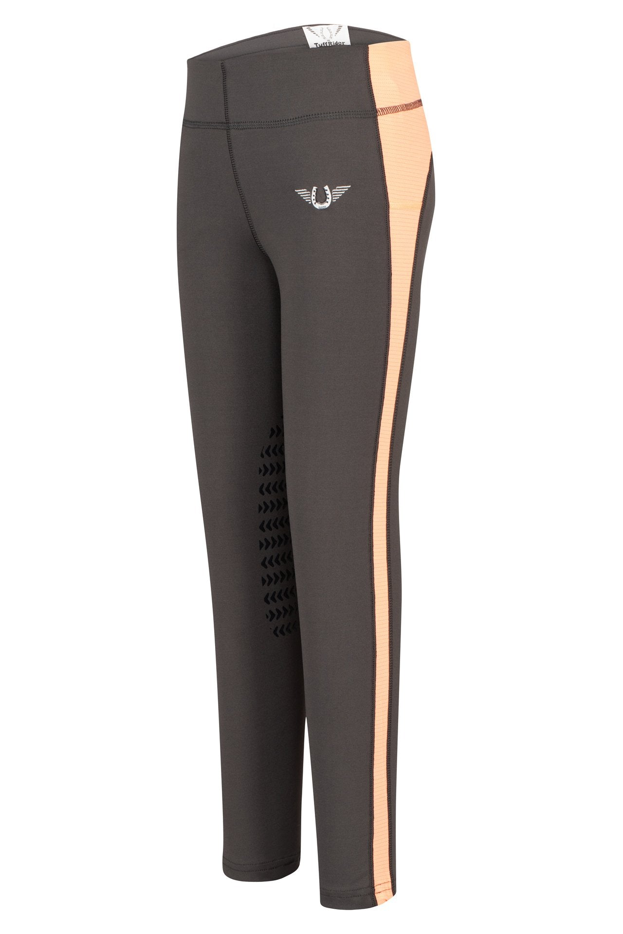 Children's Ventilated Schooling Riding Tights - TuffRider - Breeches.com
