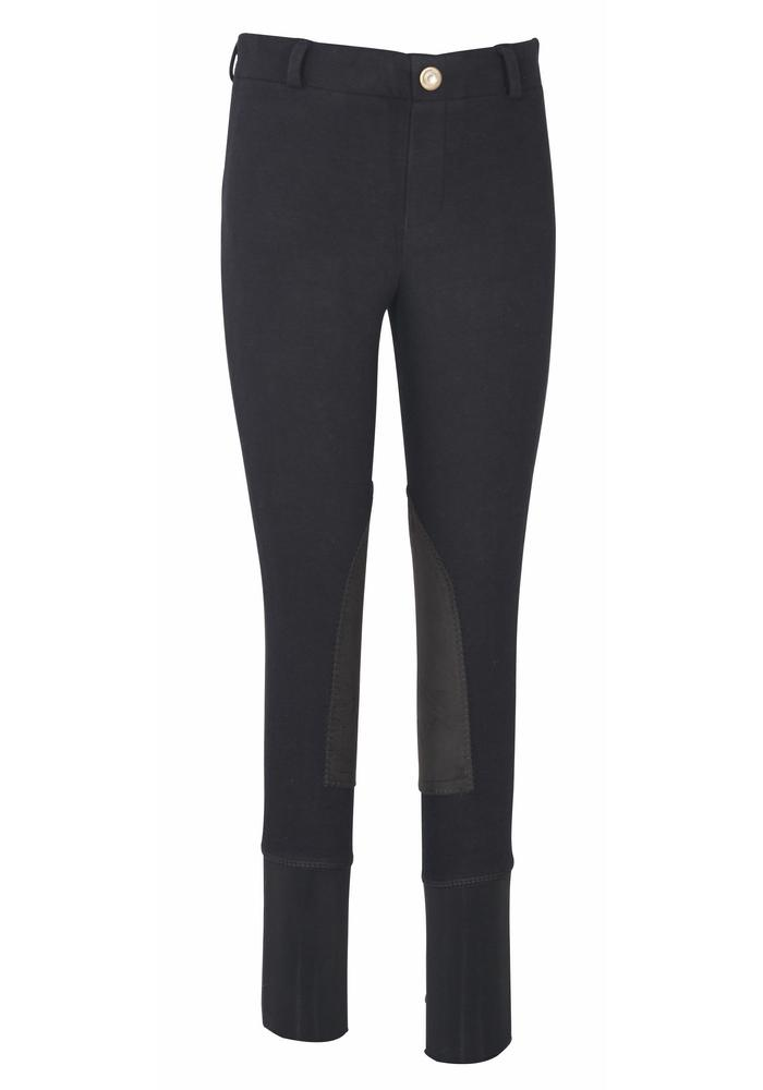 Children's EcoGreen Bamboo Riding Tights - TuffRider - Breeches.com