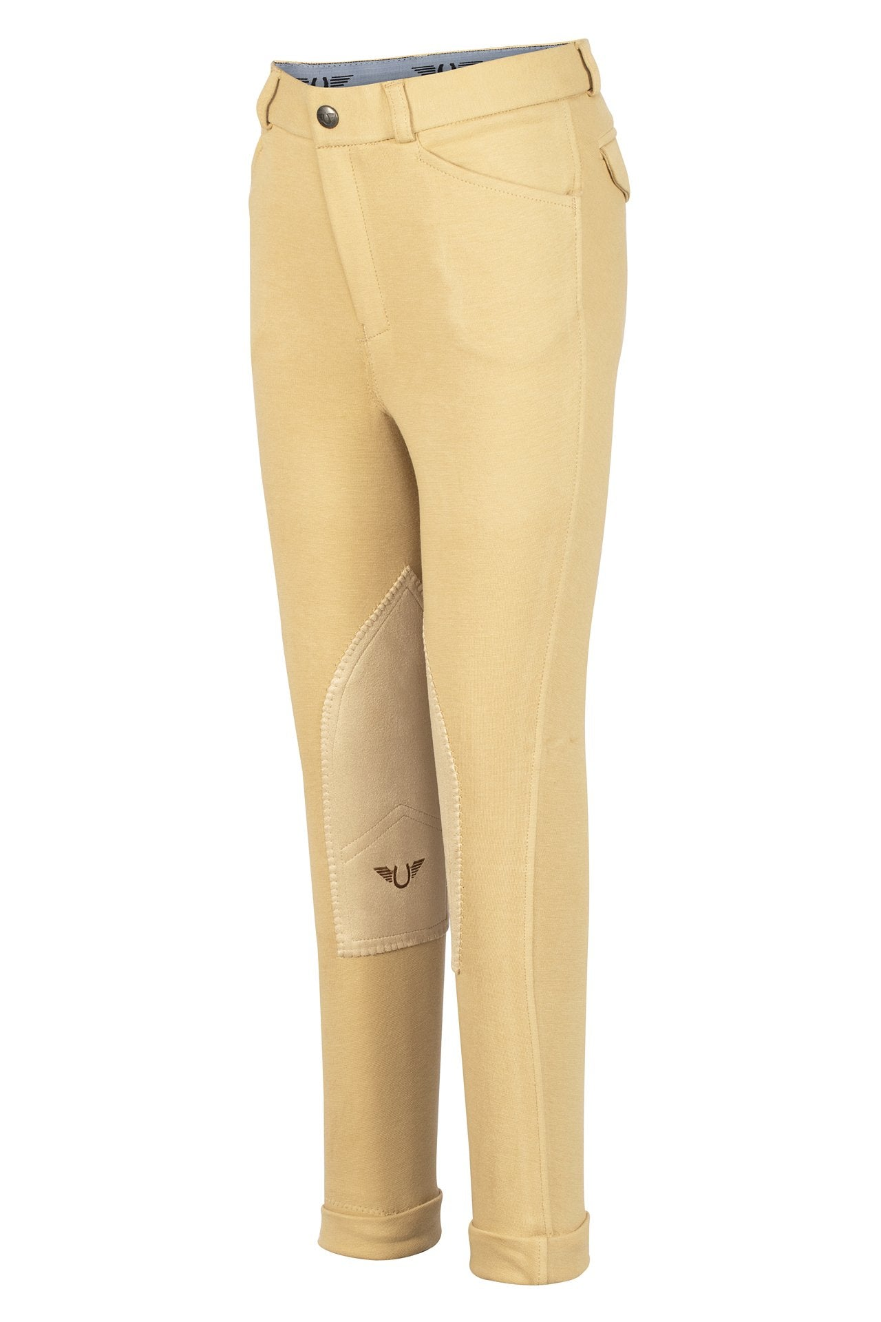 Boys Patrol Light Jodhpurs - TuffRider - Breeches.com