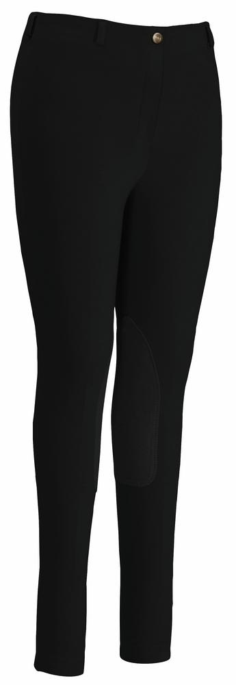 TuffRider Ladies Cotton Pull-On Gripper Breeches_1