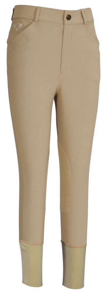 Boys A-Circuit Knee Patch Breeches - TuffRider - Breeches.com