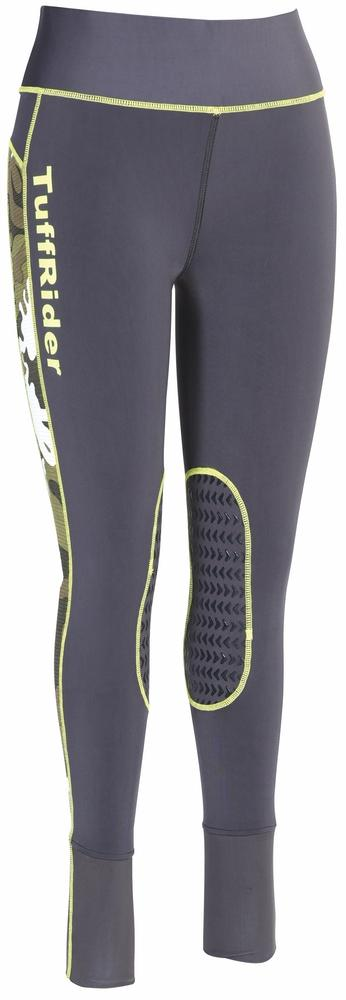 TuffRider Ladies Camouflage Marathon Tights_1