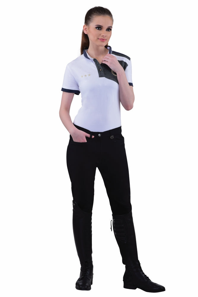 TuffRider Ladies Perfect Knee Patch Breeches_1