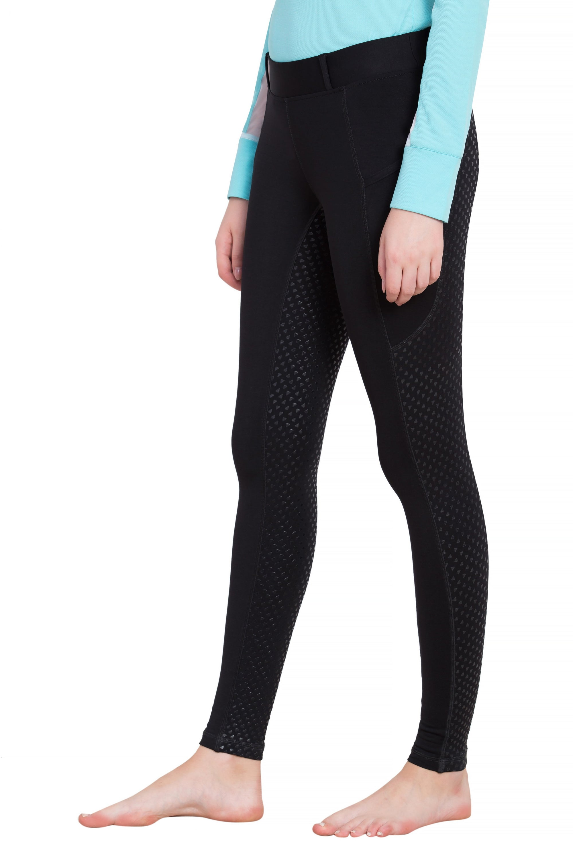 Ladies 3 Season Riding Tights - TuffRider - Breeches.com