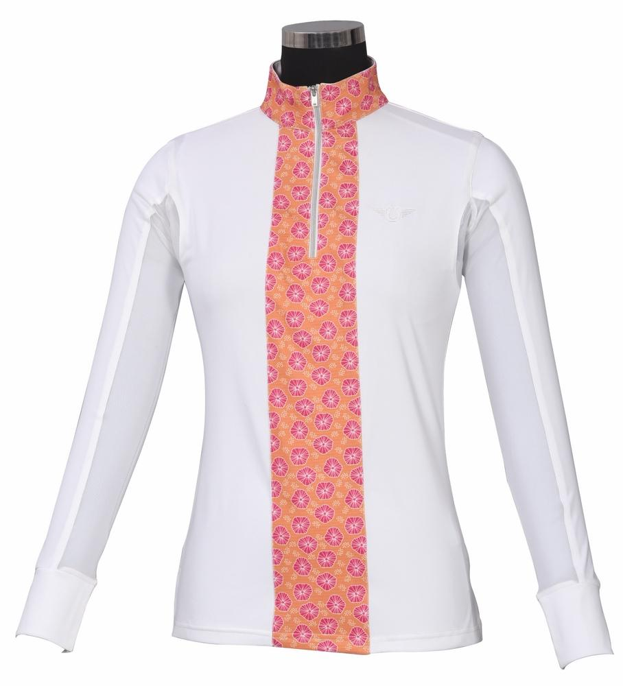 TuffRider Ladies Athena EquiCool Riding Sport Shirt_1