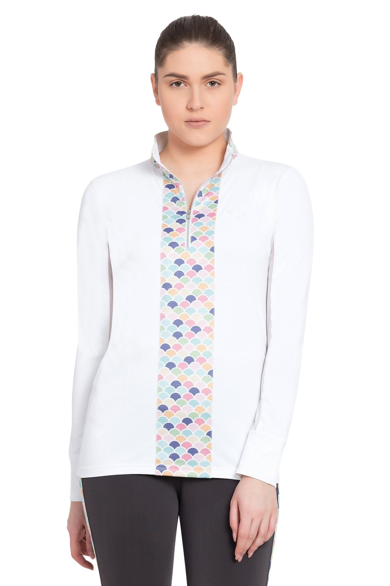 TuffRider Ladies Iris EquiCool Riding Sport Shirt_1