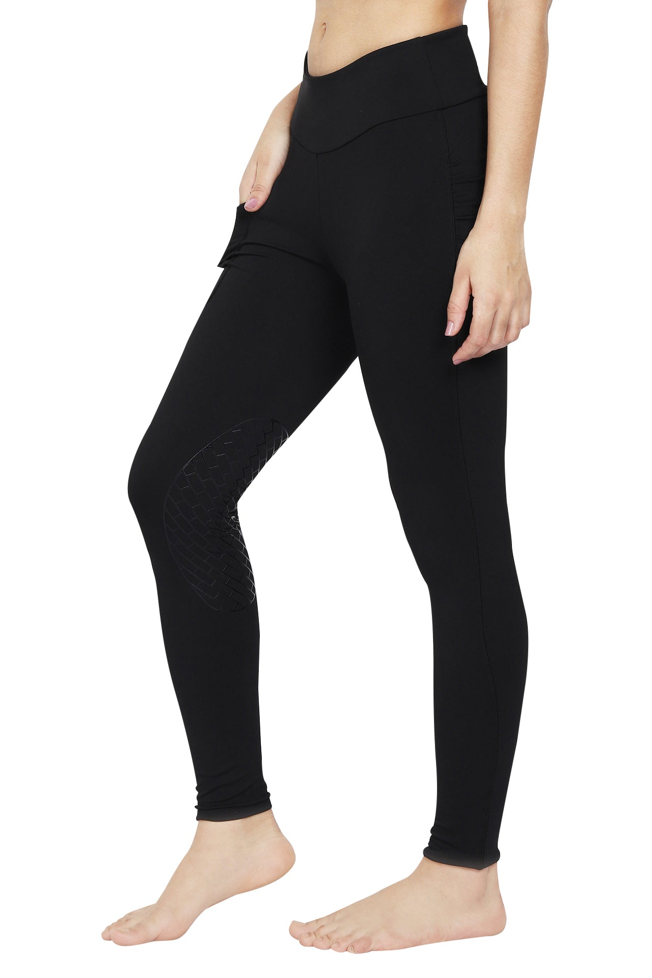 TuffRider Ladies Bootie Tights w/ Pocket_1