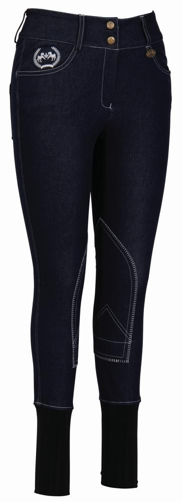 Ladies Bobbi Breeches with Euroseat - Equine Couture - Breeches.com