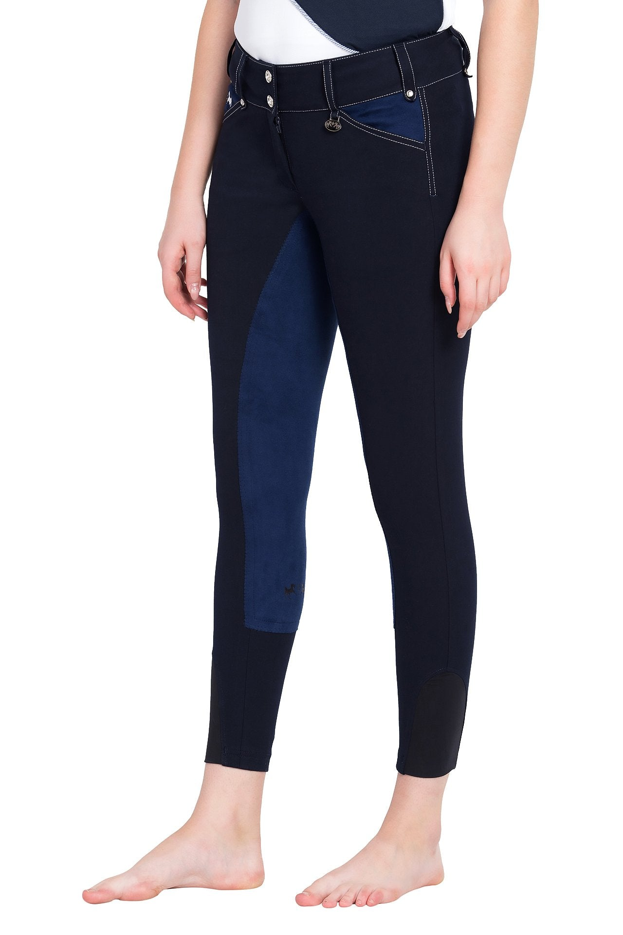 Equine Couture Ladies Blakely Full Seat Breeches_1