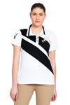 Equine Couture Ladies X-Press Short Sleeve Polo Sport Shirt_7