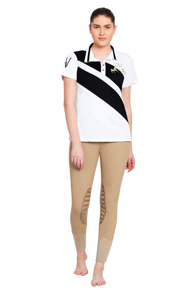 Equine Couture Ladies X-Press Short Sleeve Polo Sport Shirt_12
