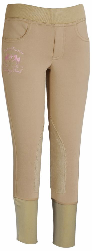 Children's Riding Club Pull-On Winter Breeches - Equine Couture - Breeches.com