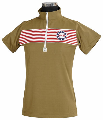 Children's Patriot Short Sleeve Polo - Equine Couture - Breeches.com