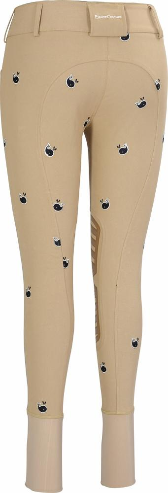 Equine Couture Ladies Whales Breeches_2