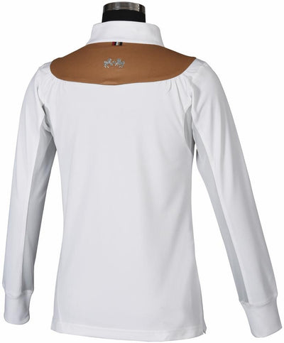 Equine Couture Ladies Darsy Show Shirt_2