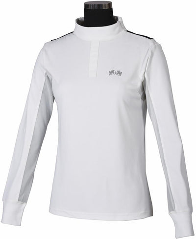 Equine Couture Ladies Darsy Show Shirt_4