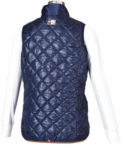 Equine Couture Ladies Kendall Quilted Vest_2