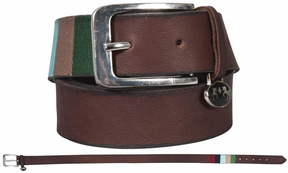 Brinley Leather Belt - Equine Couture - Breeches.com