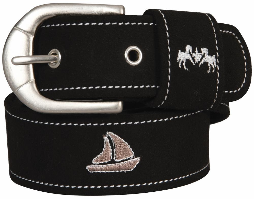 Boat Suede Belt - Equine Couture - Breeches.com