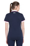 Equine Couture Ladies Pearl Short Sleeve Polo Sport Shirt_4