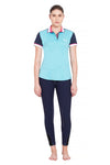 Equine Couture Ladies Pearl Short Sleeve Polo Sport Shirt_15