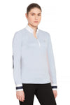 Equine Couture Ladies Penelope Long Sleeve Show Shirt_5
