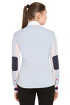 Equine Couture Ladies Penelope Long Sleeve Show Shirt_6